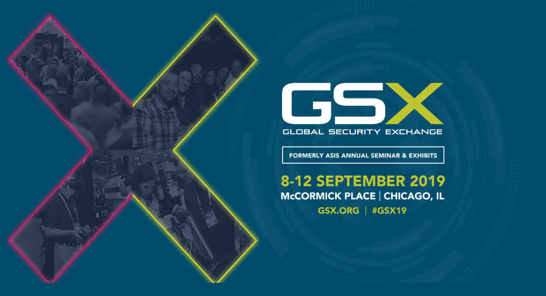 Find Us at GSX 2019 in Chicago