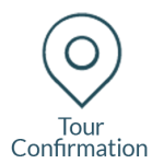 Tour Confirmation Icon